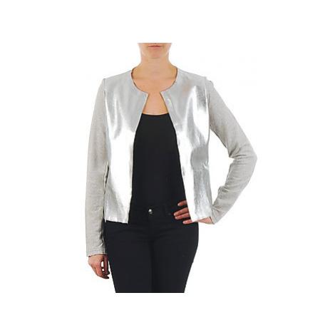 Majestic 93 women's Jacket in Grey