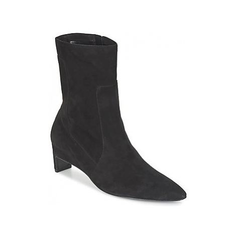 Robert Clergerie ADMIR women's Low Ankle Boots in Black