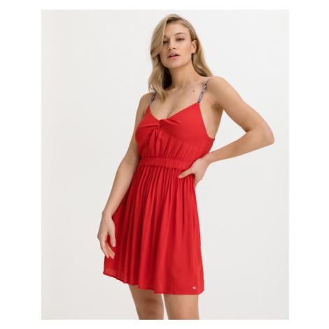 Tommy Hilfiger Dresses Red
