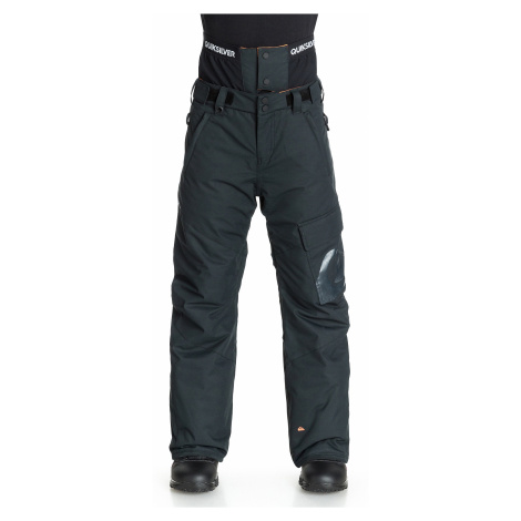 Quiksilver County Youth Trousers - KVJ0/Black