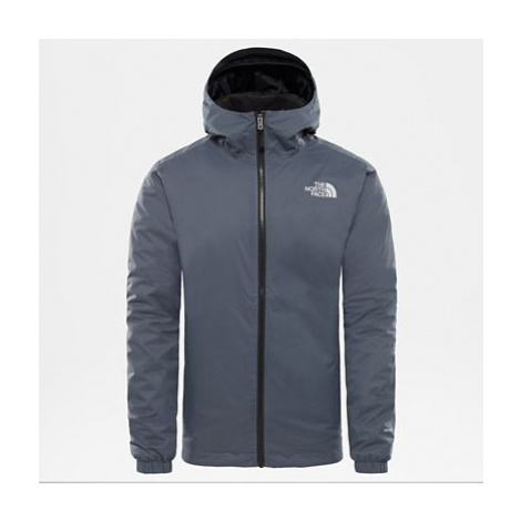 The North Face Men's Quest Insulated Jacket Vanadis Grey Black Heather