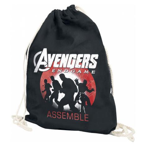 Avengers - Endgame - Assemble - Gym Bag - black