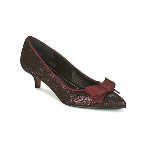Paco Gil ADELE women's Court Shoes in Red