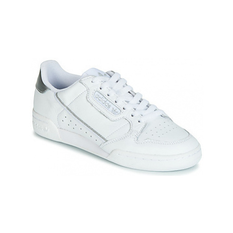 Adidas CONTINENTAL 80s women's Shoes (Trainers) in White