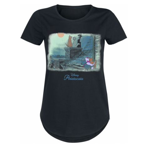 Aristocats - Chimney - Girls shirt - black
