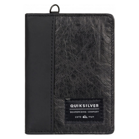 Quiksilver BLACKWINE/S black - Men's wallet