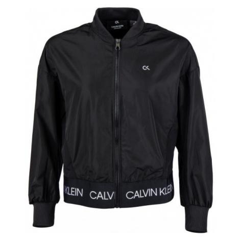 Calvin Klein BOMBER JACKET black - Women's jacket