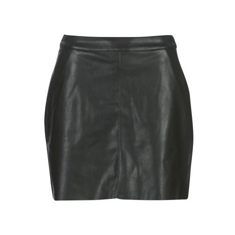 Vero Moda VMYOURS women's Skirt in Black
