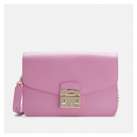 Furla Women's Metropolis S Shoulder Bag - Malva G