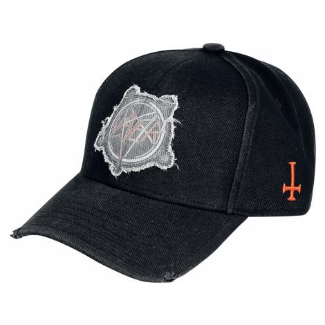 Slayer - Pentagram - Baseball Cap - Baseball cap - black