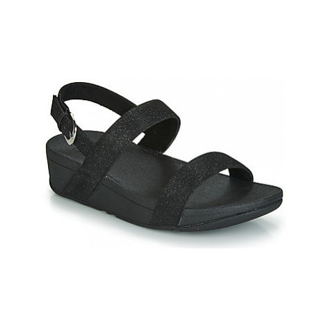 FitFlop LOTTIE GLITZY BACKSTRAP SANDAL women's Mules / Casual Shoes in Black