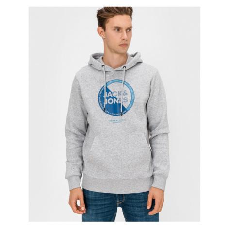 Jack & Jones Lambo Sweatshirt Grey