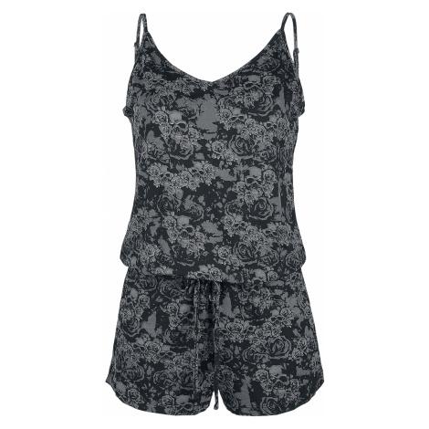 Black Premium by EMP - Get Up And Jump - Jumpsuit - black-grey