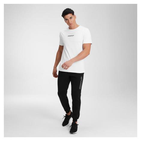 MP Men's Contrast Graphic Short Sleeve T-Shirt - White