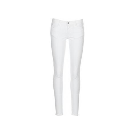 Le Temps des Cerises 316 women's Trousers in White