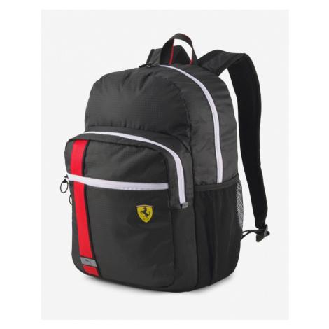 Puma Ferrari Race Backpack Black Red