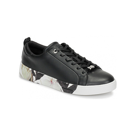 Ted Baker ROULLY women's Shoes (Trainers) in Black