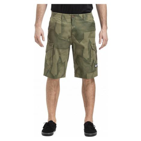 shorts Meatfly Icon - C/Olive Shade Mono - men´s