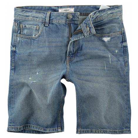 Produkt - Regular Shorts B-135 - Jeans shorts - blue