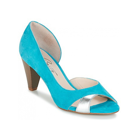 Betty London IMIMI women's Sandals in Blue