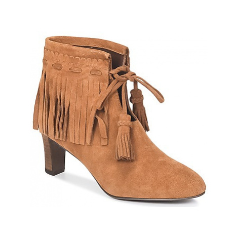 See by Chloé FLARIL women's Low Ankle Boots in Brown