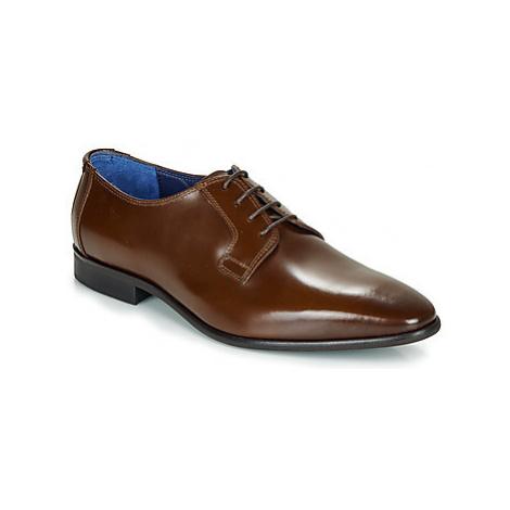 Azzaro VICHE men's Casual Shoes in Brown