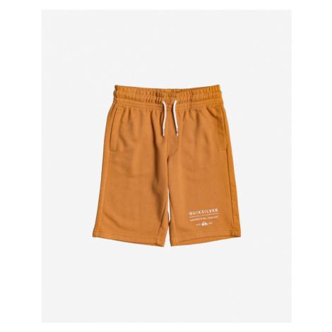 Quiksilver Easy Day Kids Shorts Orange