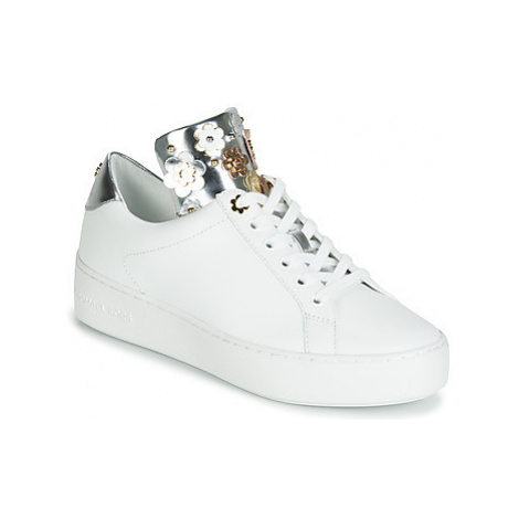 MICHAEL Michael Kors MINDY women's Shoes (Trainers) in White