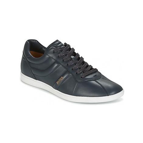 BOSS RUMBA TENN LTPL men's Shoes (Trainers) in Blue Hugo Boss
