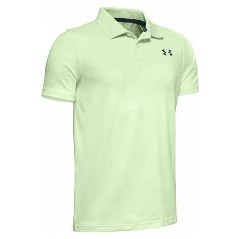 Under Armour Kids Polo Shirt Green