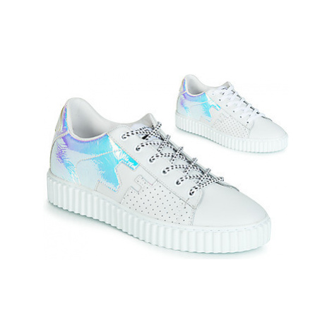 Serafini MADISON women's Shoes (Trainers) in White