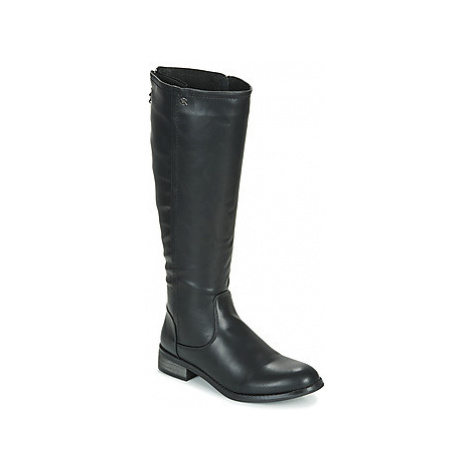Chattawak MELINA women's High Boots in Black