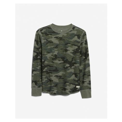 Green boys' t-shirts and tank tops