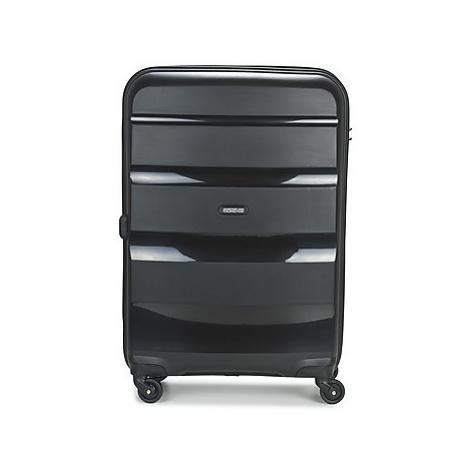 American Tourister BON AIR 66CM 4R men's Hard Suitcase in Black