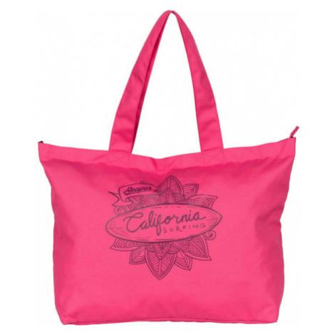 Reaper SHOPBAG pink - Beach bag