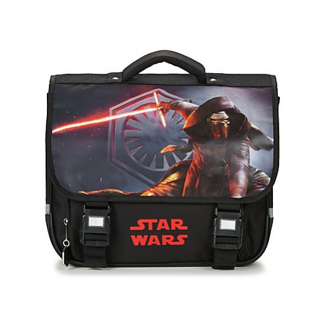 Disney STAR WARS RULES THE WORLD CARTABLE 38CM girls's Children's Rucksack in Black