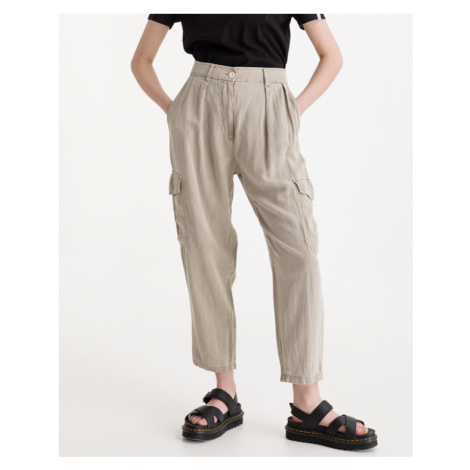 Replay Trousers Brown