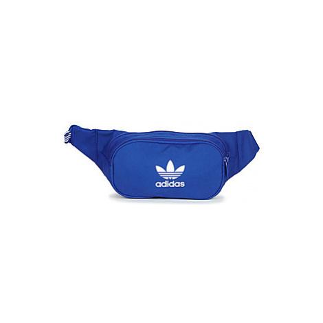 Adidas ESSENTIAL CBODY men's Hip bag in Blue