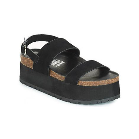 Coolway BILSON women's Sandals in Black