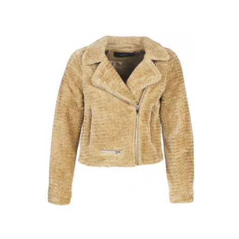 Vero Moda VMNANCY women's Jacket in Beige