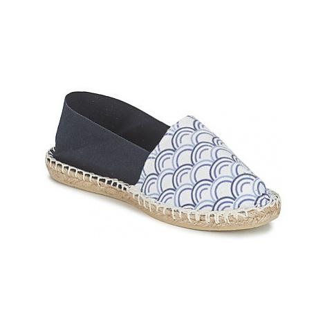 1789 Cala CLASSIQUE IMPRIMEE women's Espadrilles / Casual Shoes in Blue