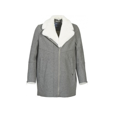 Kaporal CAZAL women's Coat in Grey