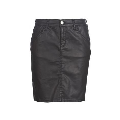 Moony Mood LEEVE women's Skirt in Black