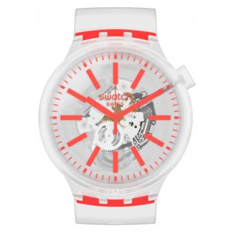 Unisex Swatch Orangeinjelly Watch