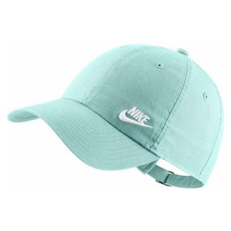 Nike NSW H86 CAP FUTURA CLASSIC green - Women's baseball cap