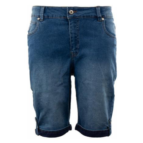 ALPINE PRO QUAMAR dark blue - Men's shorts