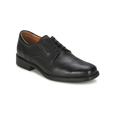 Geox FEDERICO men's Casual Shoes in Black