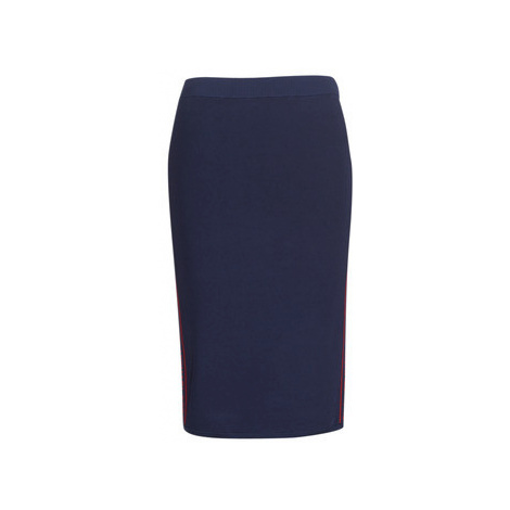 MICHAEL Michael Kors MK GRAPH TUBE SKIRT women's Skirt in Blue