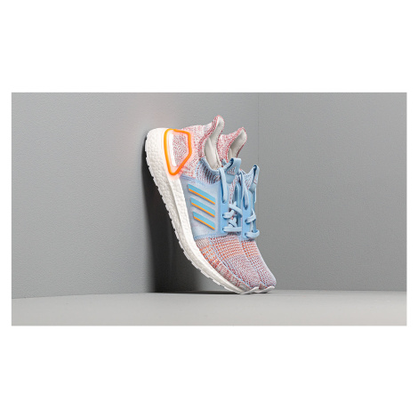 adidas UltraBOOST 19 W Glow Blue/ Hi-Res Coral/ Active Maroon