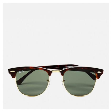 Ray-Ban Clubmaster Sunglasses 49mm - Mock Tortoise/Arista